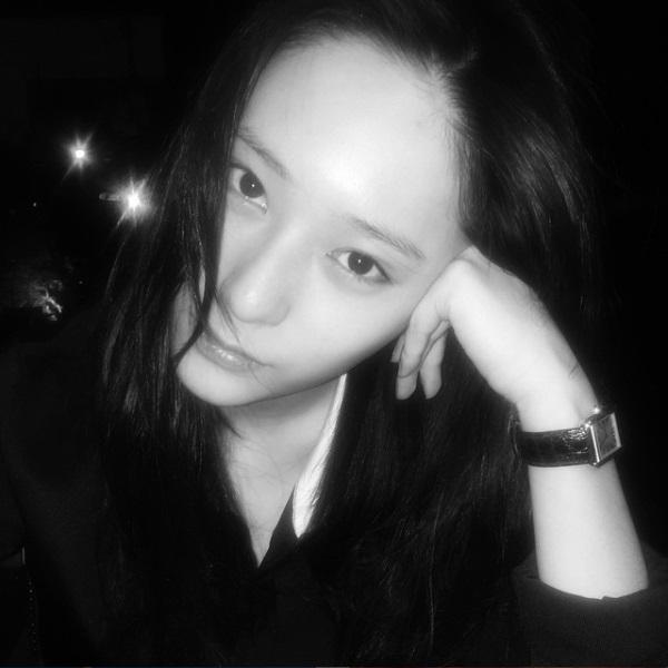 Krystal:新专辑準备当中