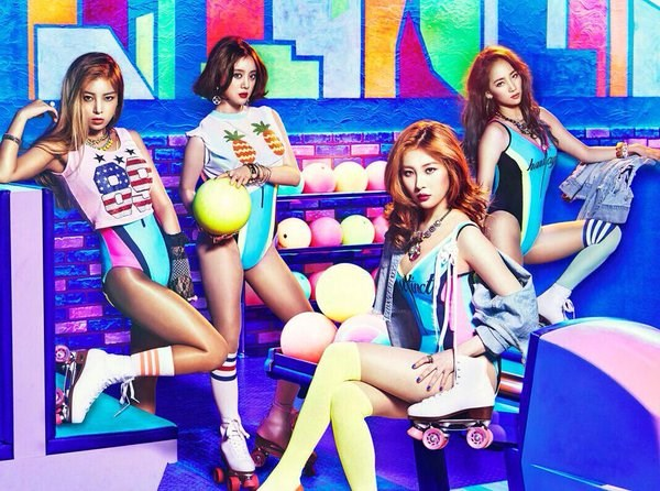 Wonder Girls 六月底、七月初回归?