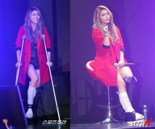 Ailee@《VIVID》Showcase