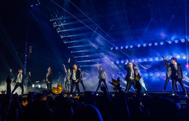BIGBANG LA公演收入是世界第十名