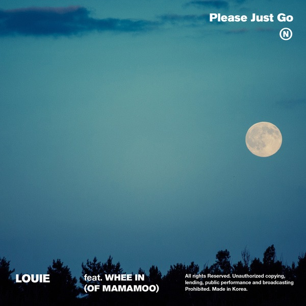 輝人、Louie 《Please Just Go》