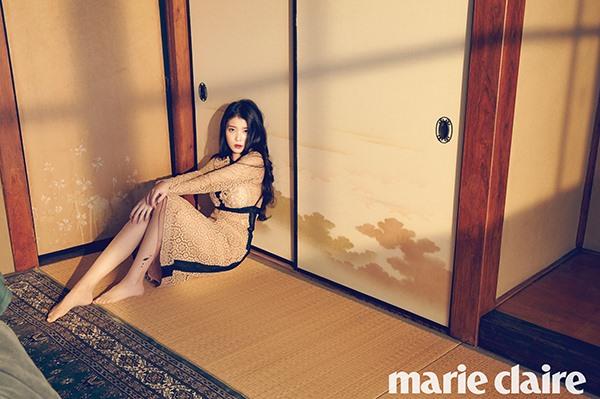IU @ Marie Claire