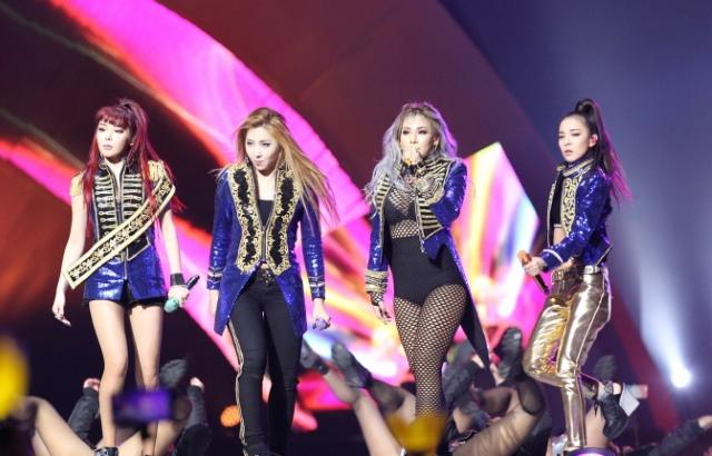 2NE1 2015 MAMA 演出 (縮圖)