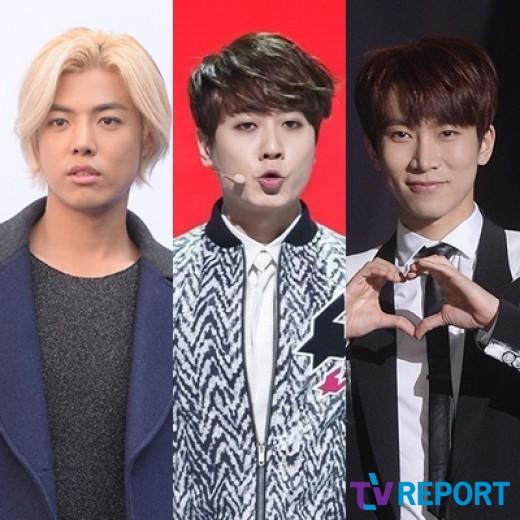 康男、Andy 等出演 KBS 春节节目