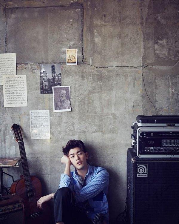 Eric Nam 翻唱小贾斯汀的歌曲
