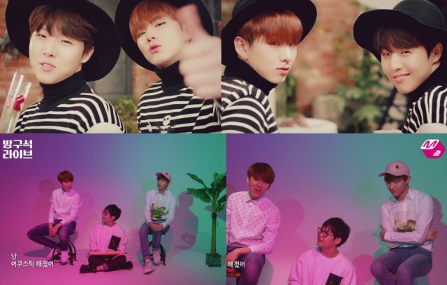 柳昇佑、基賢、Brother Su、I.M 翻唱 BIGBANG、ZICO 歌曲