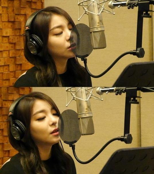 Ailee @ 回來吧大叔 OST