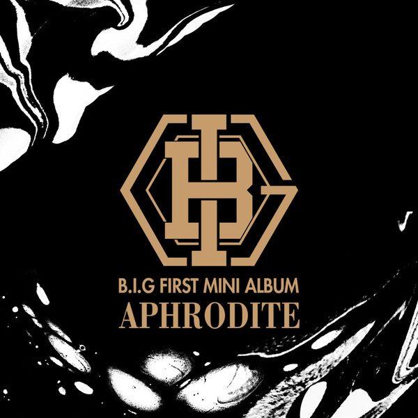 B.I.G 《Aphrodite》封面