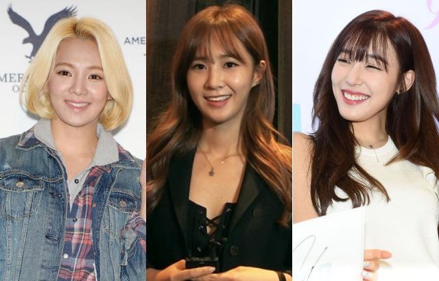 縮圖 / 孝淵、Yuri、Tiffany