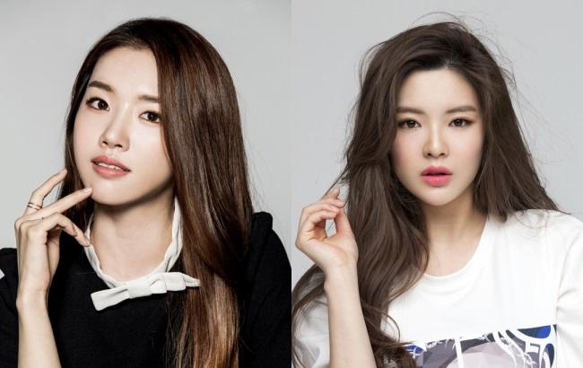 演员尹瑞、李善彬将作为女团成员出道