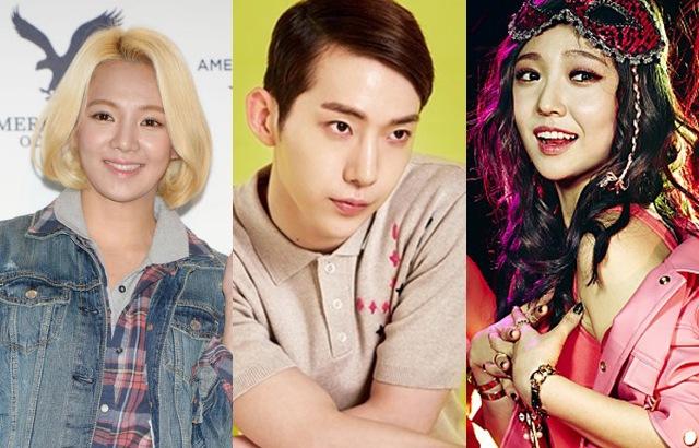 來源:OSEN、DAZED & CONFUSED、JYP Entertainment)