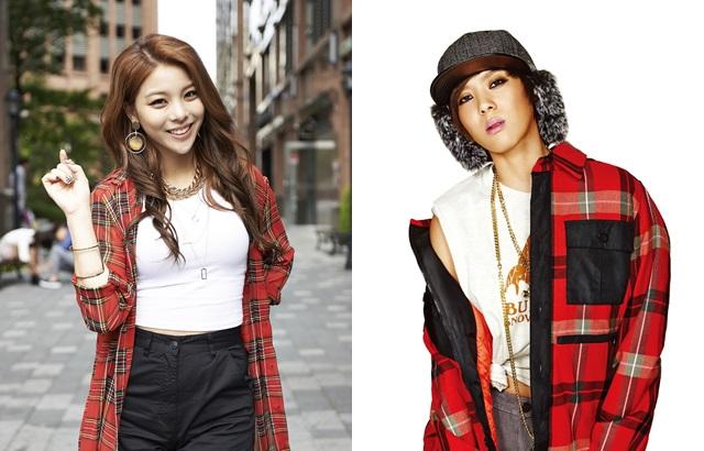 Ailee、尹美萊