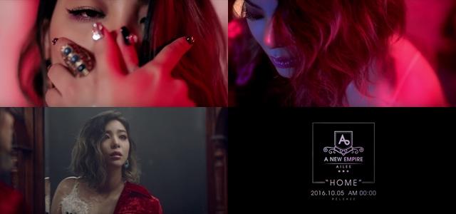 Ailee《Home》MV 預告