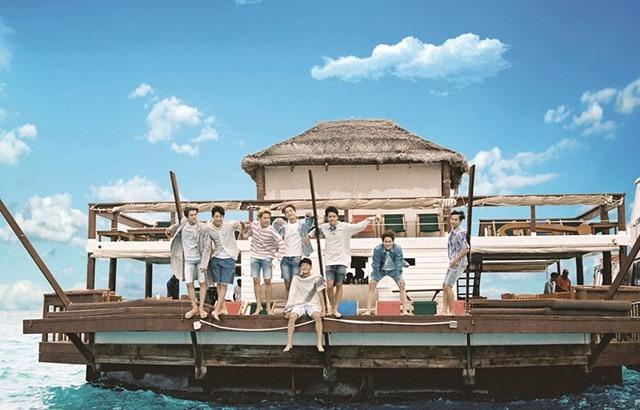 EXO 将发行写真集《dear happiness》