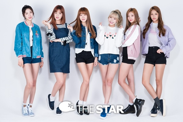 LABOUM《THE STAR》访问