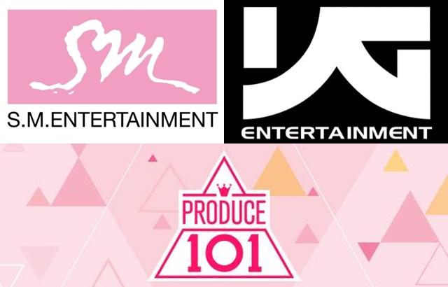 SM、YG 不参与男版《PRODUCE 101》