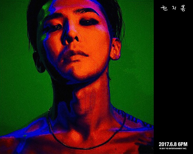 G-Dragon 新曲获本週《秀冠军》一位!