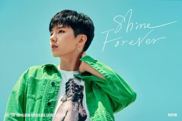 基賢《SHINE FOREVER》概念照