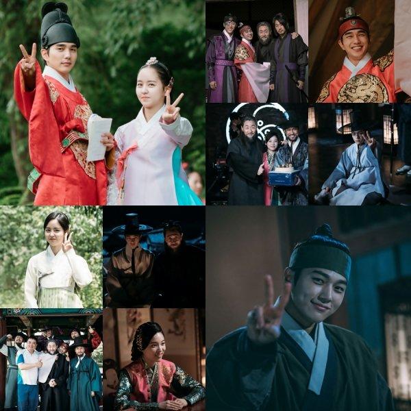 俞勝豪、金所炫、L、尹邵熙《君主-假面的主人》