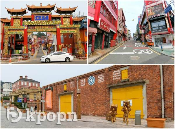 仁川中國城 唐人街