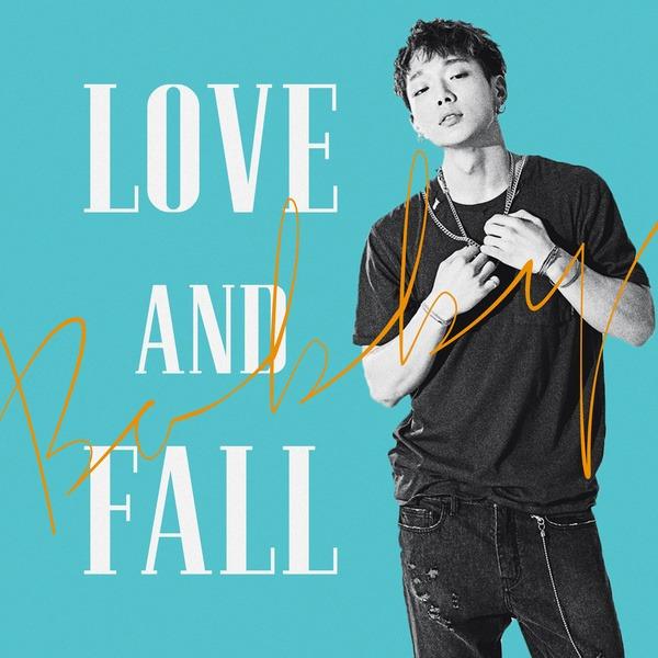 Bobby《LOVE AND FALL》封面照