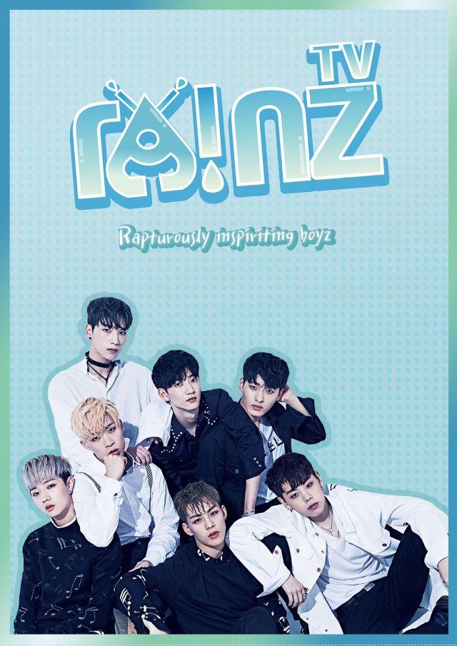 Rainz 团综《Rainz TV》预告公开!
