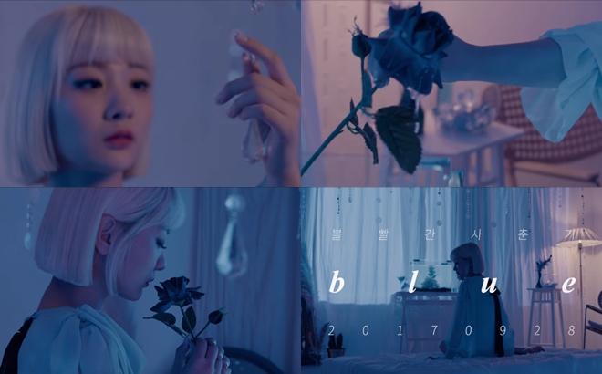 臉紅的思春期《Blue》MV 預告